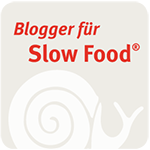 Slowfood ist gut, sauber fair. Blogger für Slowfood auf der Slow Food Messe in Stuttgart