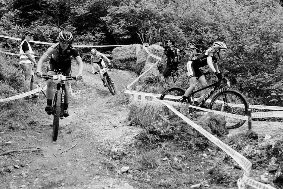 UCI Mountainbike Weltcup in Albstadt.