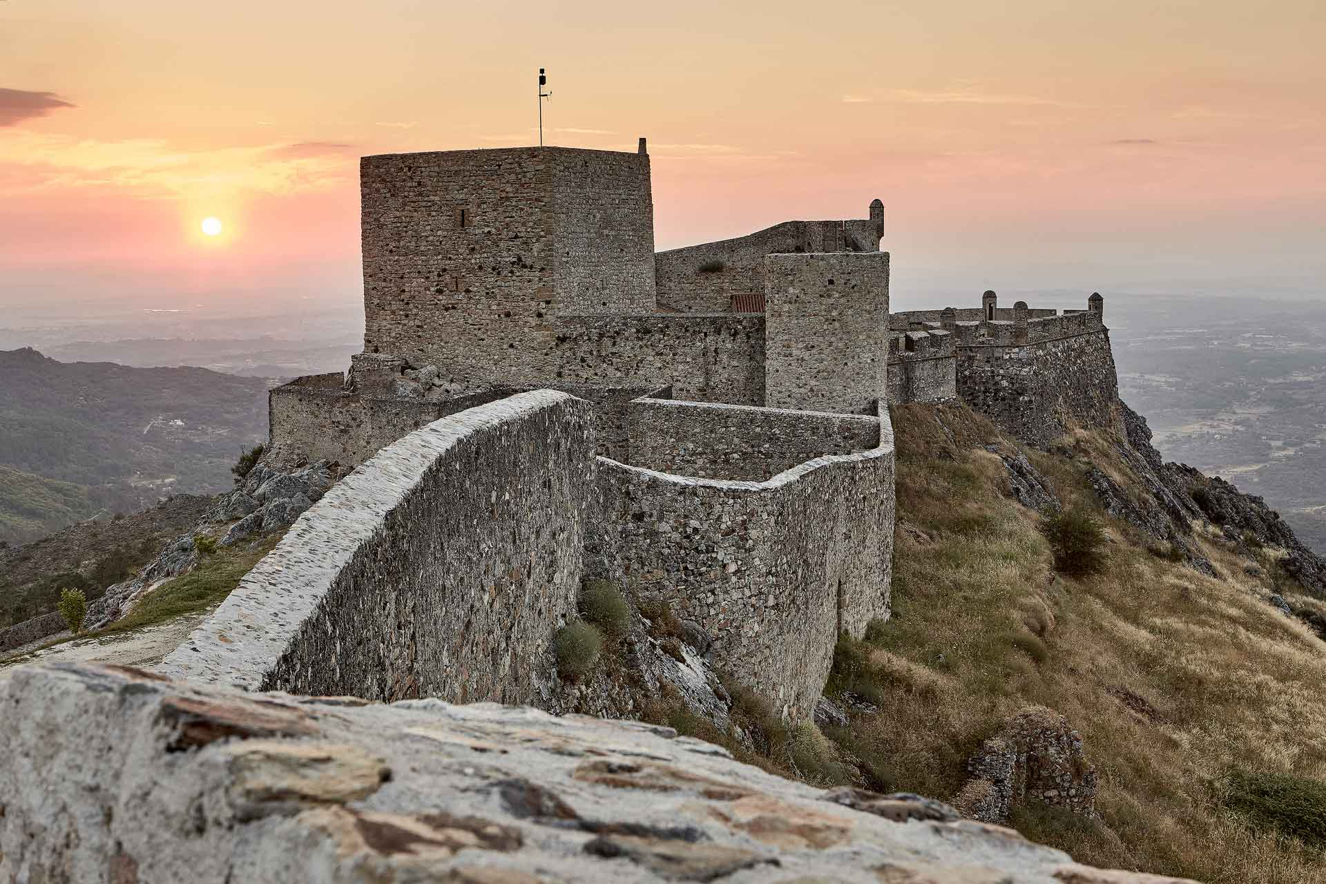 Alentejo - Festung in Marvao